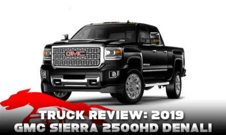 Truck Review: 2019 GMC Sierra 2500HD Denali