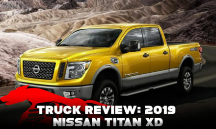 Truck Review: 2019 Nissan Titan XD