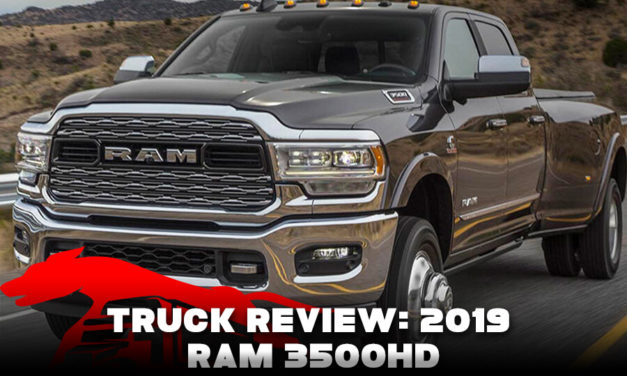 Truck Review: 2019 Ram 3500HD