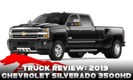 Truck Review: 2019 Chevrolet Silverado 3500HD