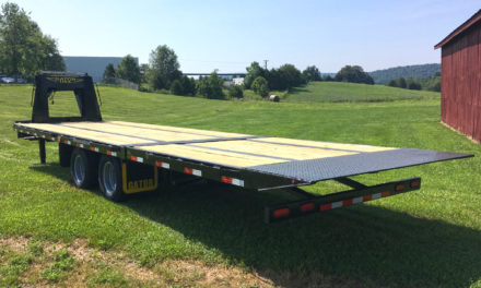 Hydraulic Dovetail Gooseneck Elite Series Trailer Review
