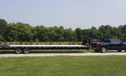 The 4 Types of Trailers in Hot Shot Trucking